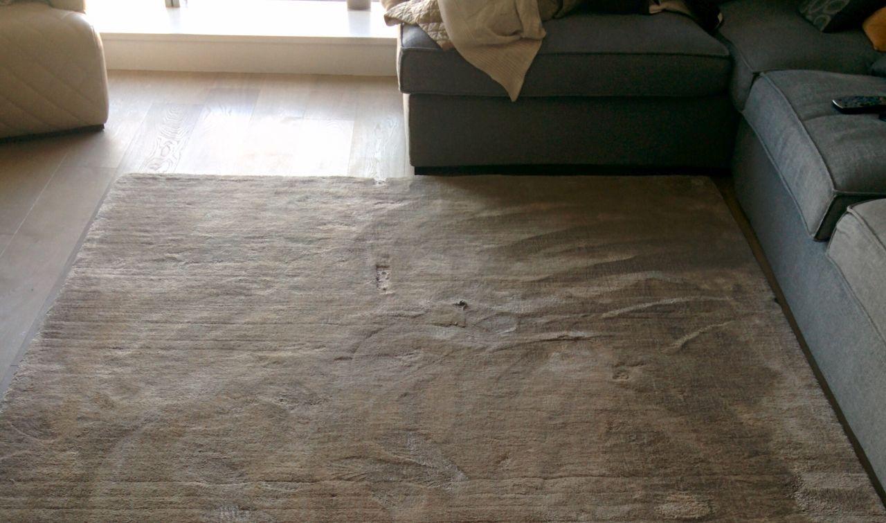 Clapham Common cleaning carpet SW4