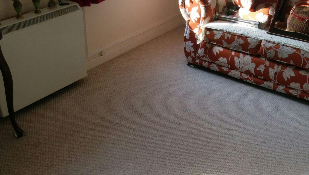 Harrow clean a carpet HA2
