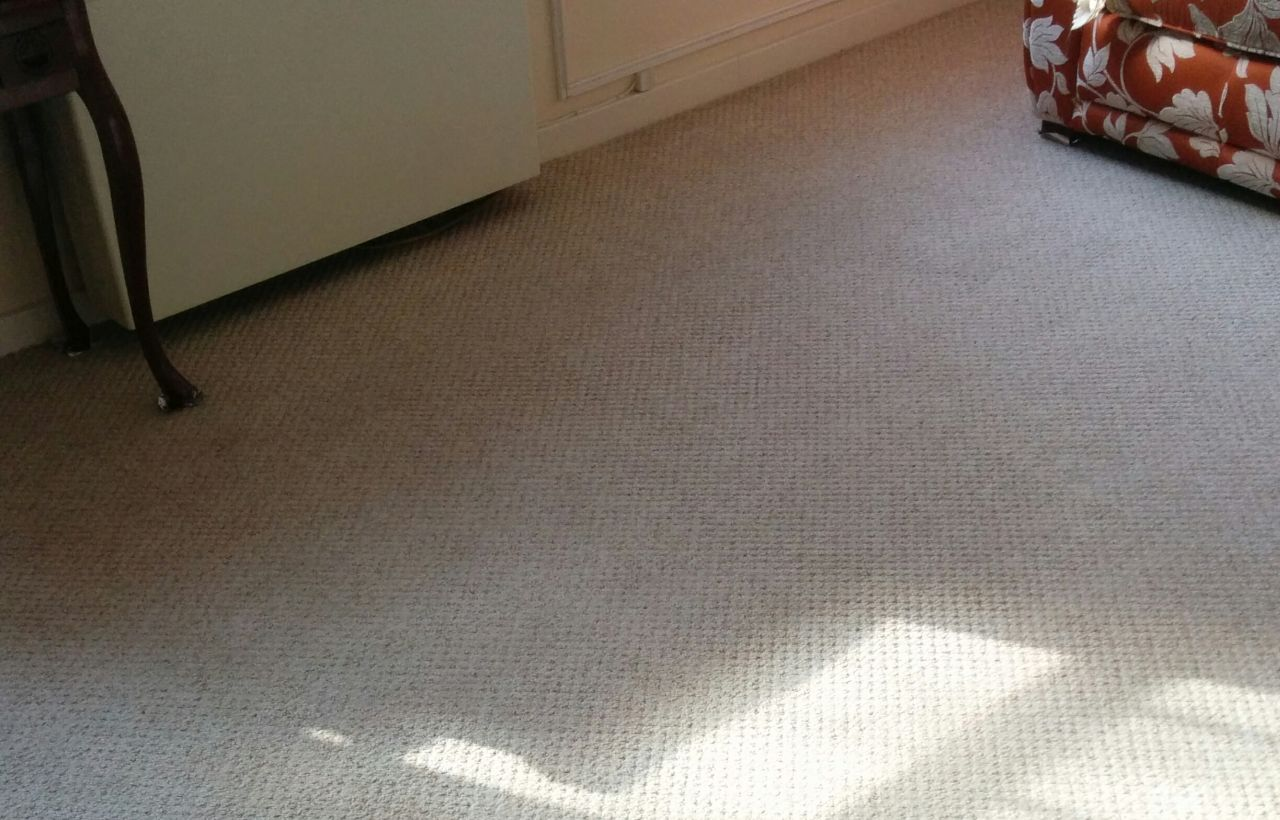 Waterloo cleaning carpet SW1